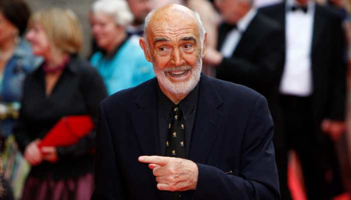 Sean Connery, the original James Bond actor, dies at 90