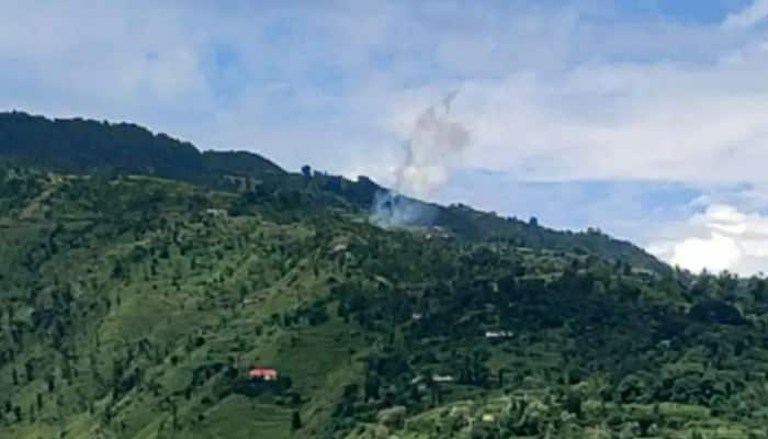 Pakistani forces violate ceasefire along LoC in J&K's Poonch, Indian Army gives befitting reply