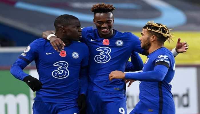 Premier League: Hakim Ziyech shines as Chelsea enjoy 3-0 win over Burnley
