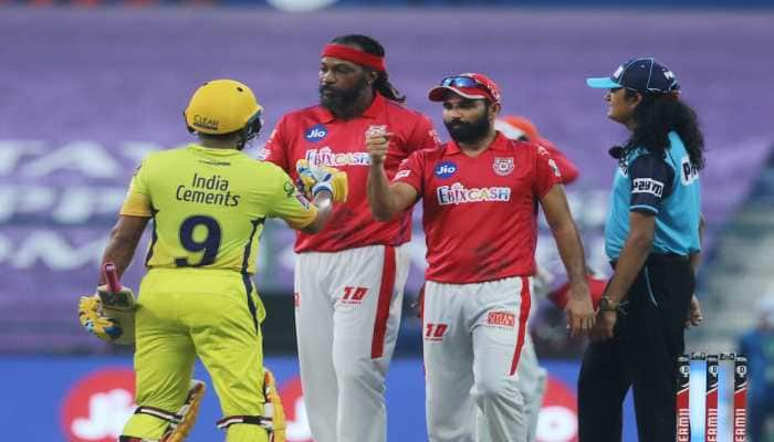 Indian Premier League 2020: Kings XI Punjab out of playoff contention after 9-wicket thrashing by Chennai Super Kings