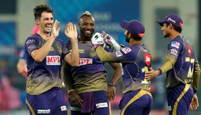 Eoin Morgan, Pat Cummins shine as Kolkata Knight Riders knock Rajasthan Royals out of Indian Premier League 2020