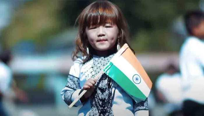 PM Narendra Modi lauds 4-year-old girl's rendition of 'Vande Mataram'