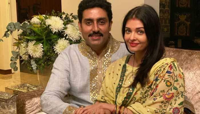 Aishwarya Rai Bachchan celebrates birthday with hubby Abhishek Bachchan and daughter Aaradhya, see inside pics