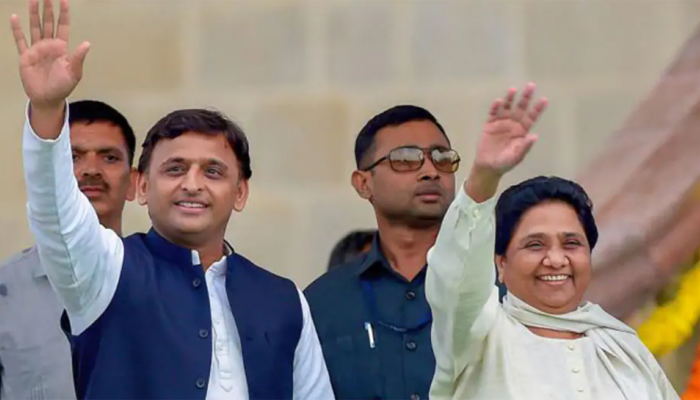 Mayawati slams SP, makes this big announcement about joining hands with BJP