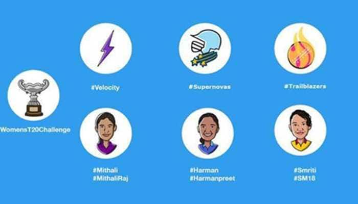 Twitter India launches seven new custom emojis for Women's T20 Challenge