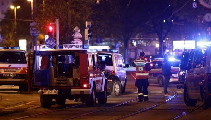 Islamic State claims responsibility for Vienna attack, Austrian police arrest 14 in manhunt after gunman's deadly rampage