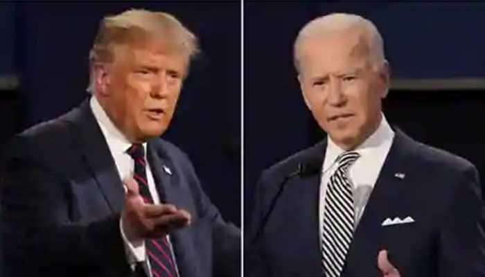 US presidential election 2020: Joe Biden receives 224 electoral votes, Donald Trump 213, projects US media