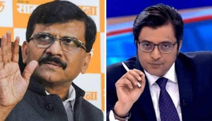 Looks like Arnab Goswami is a BJP worker and Republic TV its loudspeaker: Sanjay Raut
