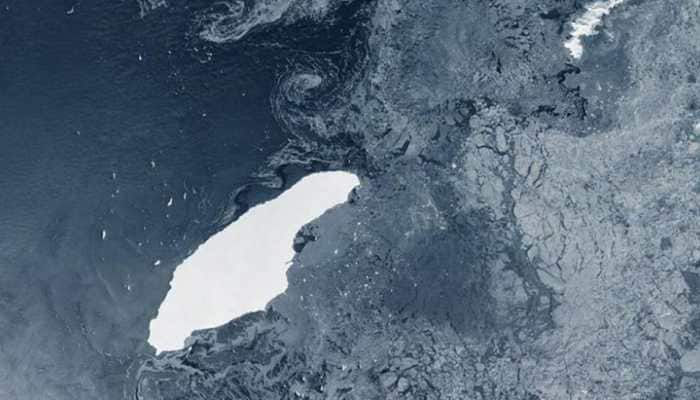 World's largest iceberg A68a on collision course with South Atlantic, may cause major damage