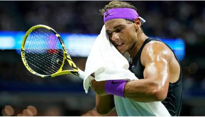 Rafael Nadal survives Feliciano Lopez scare in Paris to clinch 1,000th win