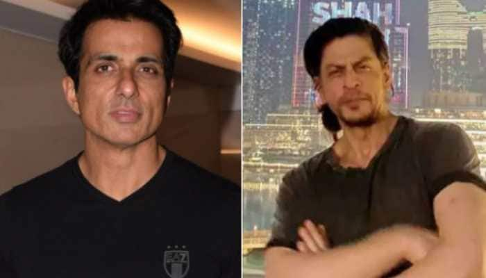 The epic reply Sonu Sood gave to Twitter user who asked him for a Shah Rukh Khan-style birthday celebration in Dubai