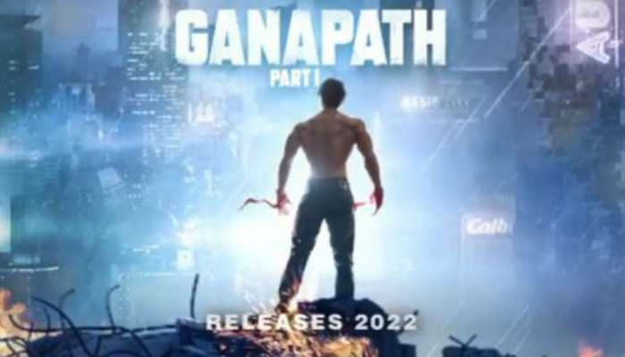 Ganapath: Tiger Shroff to star in action film set in post-pandemic world