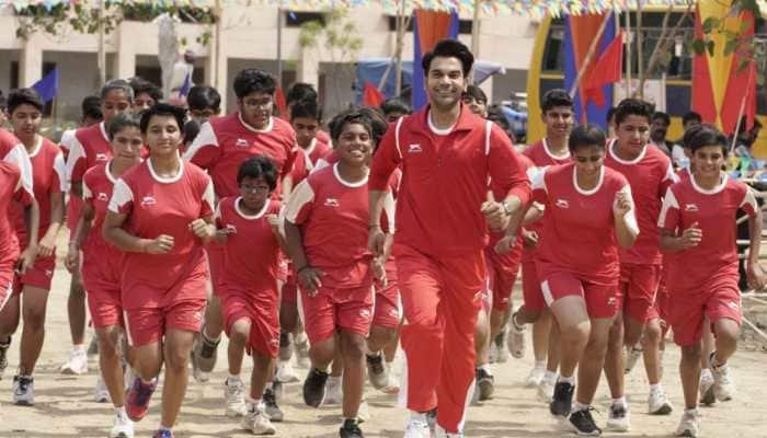 Daler Mehndi's Le Chhalaang title track from Rajkummar Rao-Nushrrat Bharuchcha's 'Chhalaang' hits online - Watch