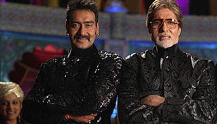 Ajay Devgn to direct Amitabh Bachchan? Find out here