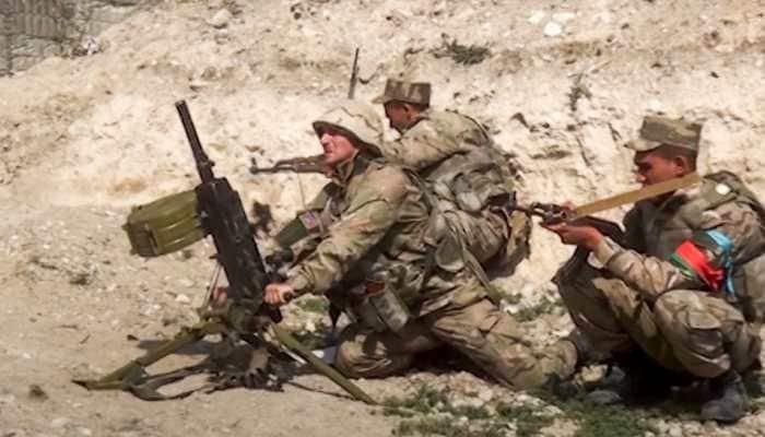 Azerbaijan claims capture of Karabakh's second-largest city Shusha, Armenia denies it