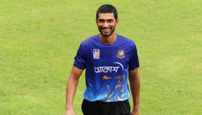 Bangladesh T20I captain Mahmudullah tests positive for COVID-19