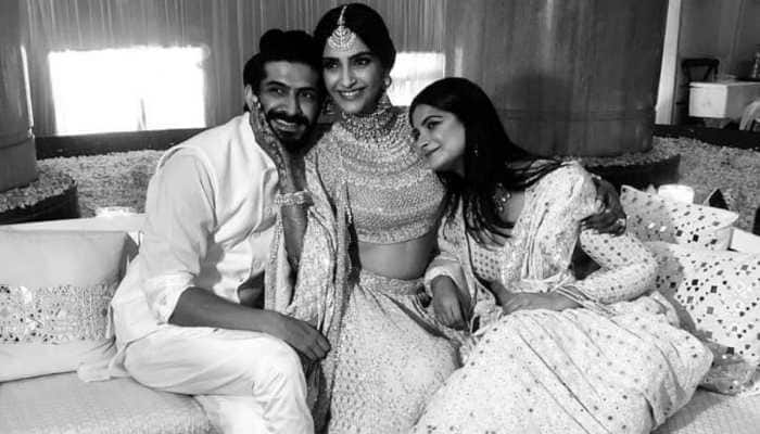 On Harsh Varrdhan Kapoor's birthday, scroll through some of his best pics with sisters Sonam, Rhea and family