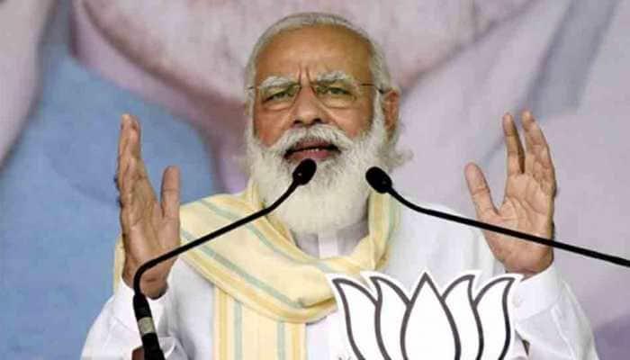 PM Narendra Modi gifts Rs 614 crore projects to Varanasi ahead of Diwali