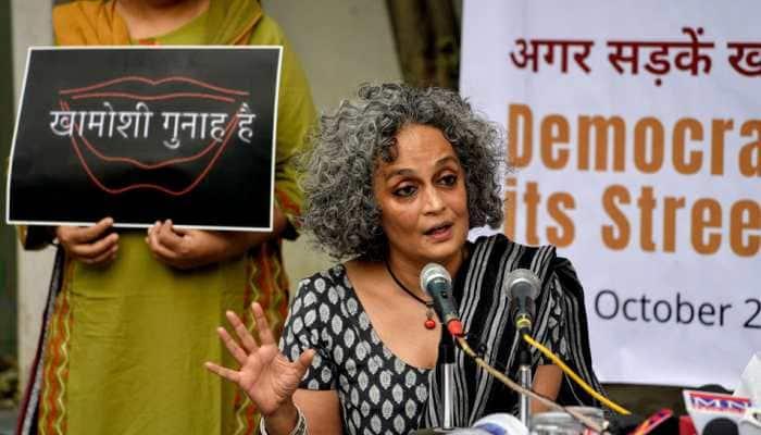 Tamil Nadu university scraps Arundhati Roy's book from syllabus, replaces with Padma Shri awardee's work