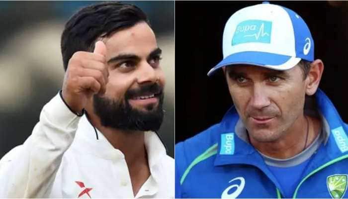 Australia's head coach Justin Langer had this to say about Indian skipper Virat Kohli