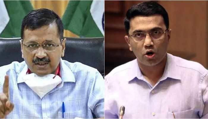 Listen to the voice of Goans: Delhi CM Arvind Kejriwal urges Goa CM Pramod Sawant