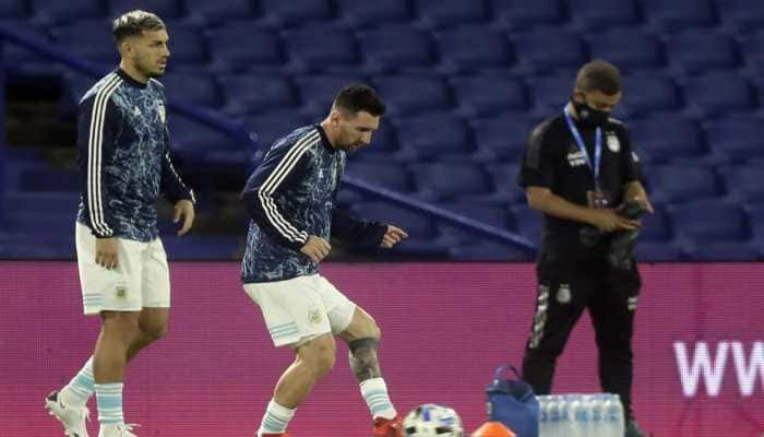 Argentina play out 1-1 draw with Paraguay in FIFA World Cup qualifier
