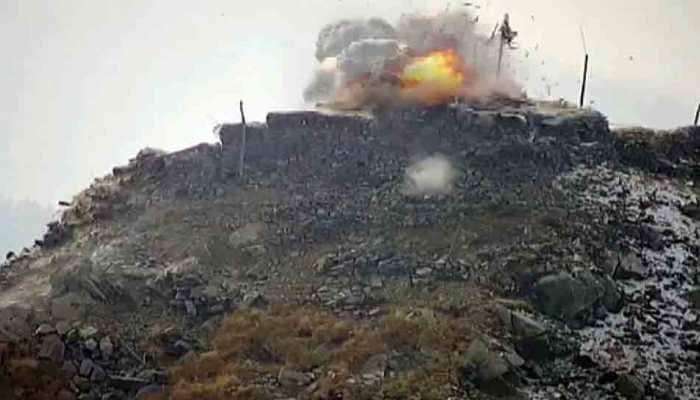 India destroys Pakistan posts, bunkers along LoC; 8 Pak troops killed in retaliatory firing