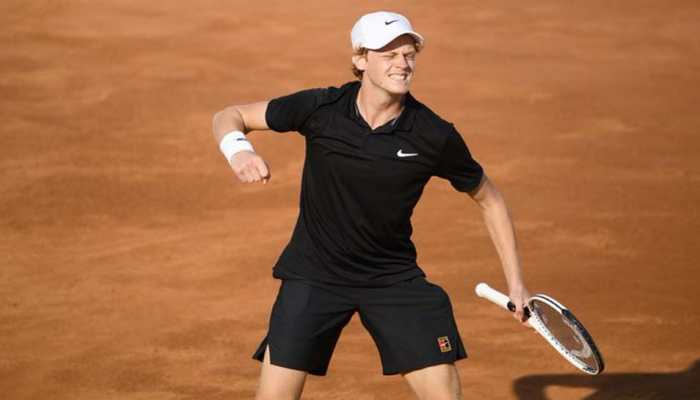 Italy's Jannik Sinner becomes youngest player in 12 years to clinch ATP title
