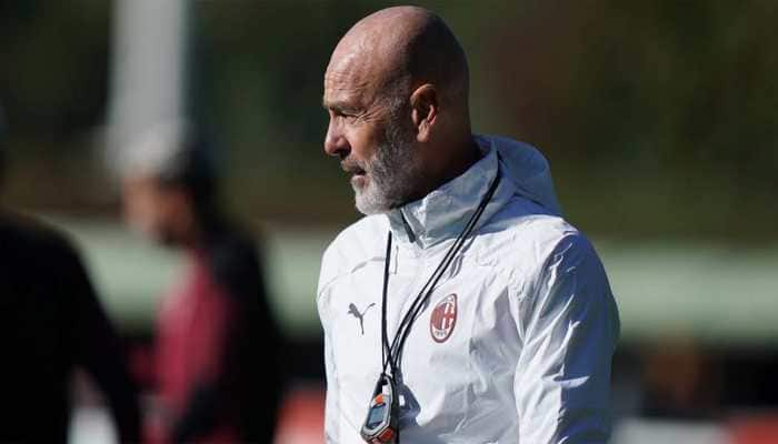 AC Milan head coach Stefano Pioli tests positive for coronavirus