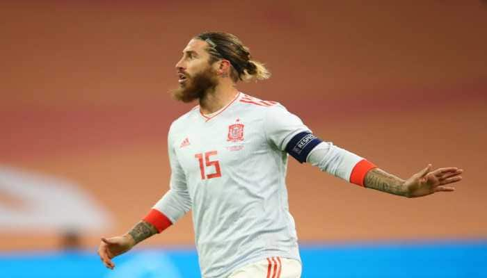 Spain coach Luis Enrique jumps to Sergio Ramos' defense after two penalty misses in Switzerland draw