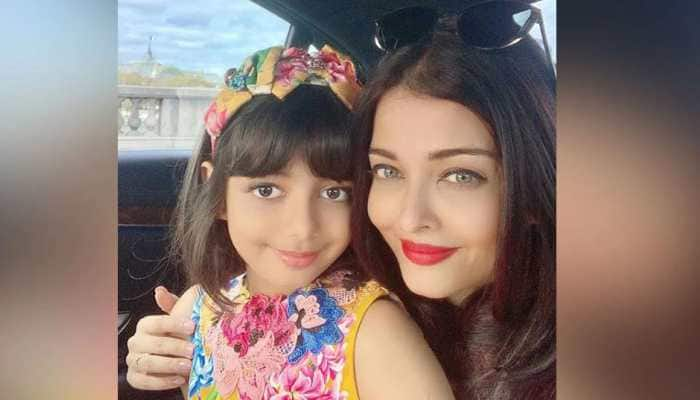 This video of Aaradhya Bachchan singing a devotional song comes as a sweet surprise on her birthday - Watch
