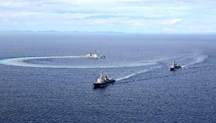 Navies of India, Australia, Japan and US to start second phase of Malabar exercise from Tuesday