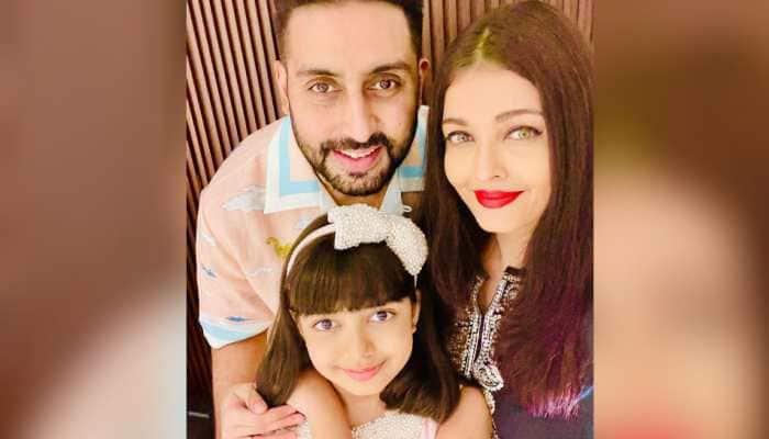 Such adorable pics of birthday girl Aaradhya Bachchan with parents Aishwarya Rai Bachchan and Abhishek Bachchan