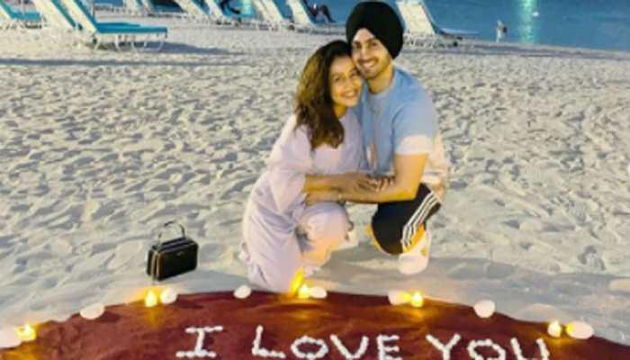 Neha Kakkar-Rohan Preet Singh's Dubai honeymoon diary is full of sun, sand and beach life!