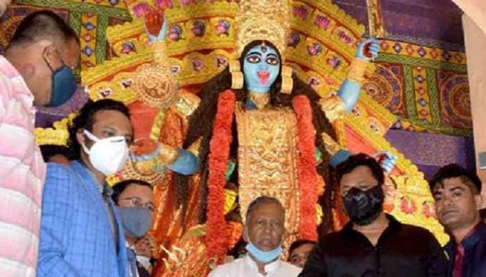 Bangladesh cricketer Shakib Al Hasan issues apology to angry fans for attending Kali Puja in Kolkata