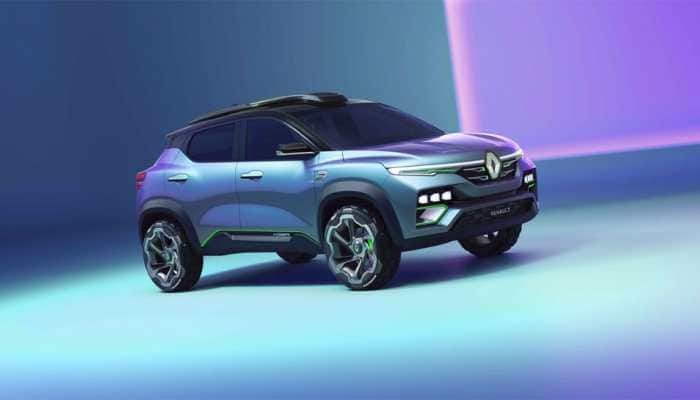 Renault Kiger sub-compact SUV concept revealed, India launch soon – Check these pics