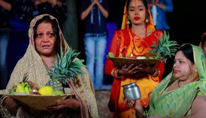 Chhath Geet 2020: Nirahua aka Dinesh Lal Yadav releases Bhojpuri song Chhath Ke Barat Maai Bhukhe - Watch