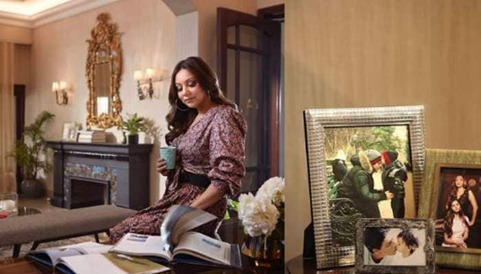 Take a tour of Shah Rukh Khan and Gauri Khan's luxurious Delhi house, and you can actually stay in it - Watch