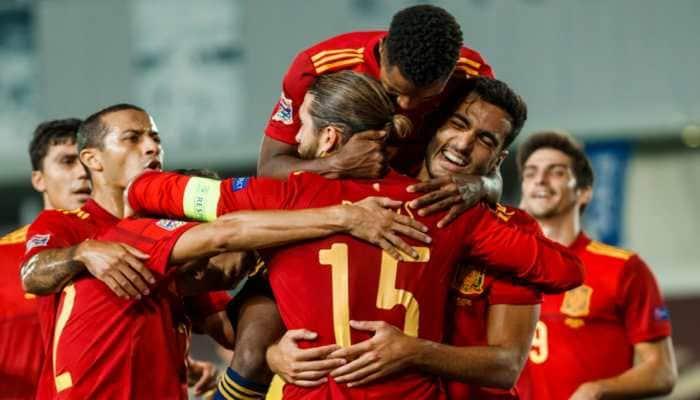 UEFA Nations League: Spain thrash Germany 6-0 to reach semi-finals