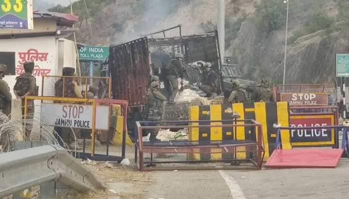 Khaskhabar/Nagrota Attack:जम्मू कश्मीर (Jammu Kashmir) में बड़ी