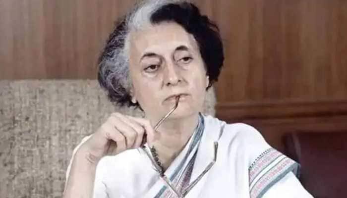 PM Narendra Modi pays tribute to Indira Gandhi on her 103rd birth anniversary