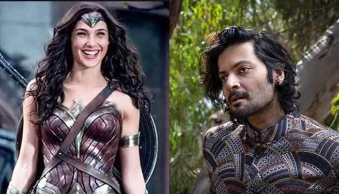 Ali Fazal wishes Gal Gadot, Wonder Woman gives a sweetest reply!