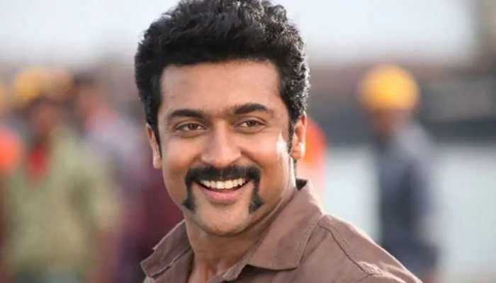 Tamil superstar Suriya on Bollywood films that inspire him