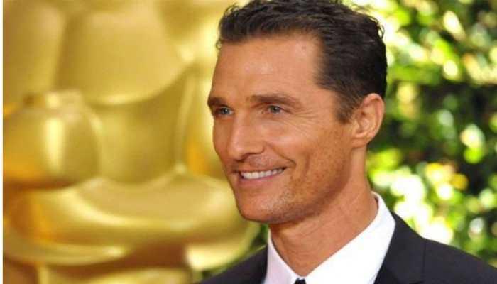 'Interstellar' star Matthew McConaughey wants to set foot in stand-up comedy world!