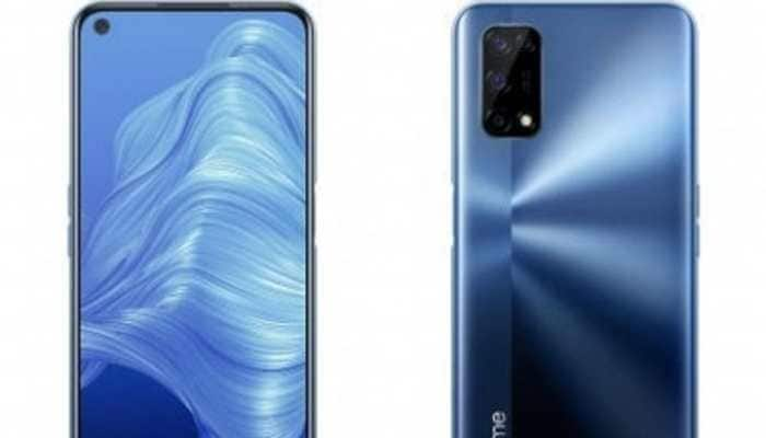 Realme 7 5G smartphone with quad rear cameras, 5,000mAh battery launched --Check price, availability