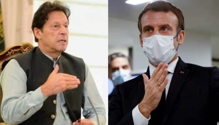 France asks Pakistan to rectify its minister's 'insulting' remark on President Emmanuel Macron
