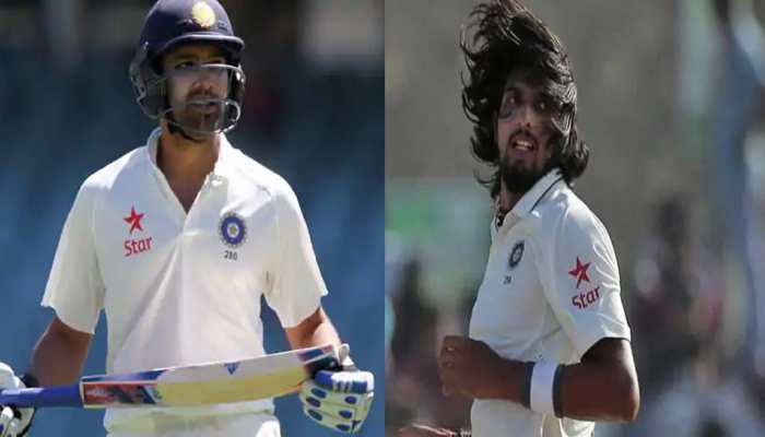 Rohit Sharma, Ishant Sharma need to be on flight in 'next 4-5 days' to play Tests: Ravi Shastri