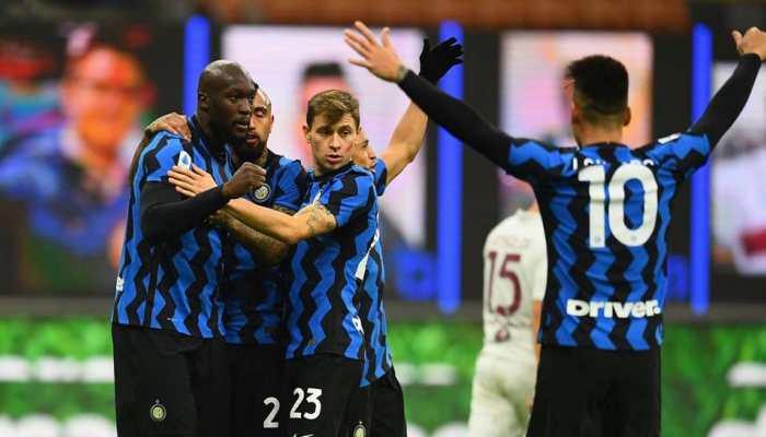 Serie A: Romelu Lukaku's brace guides Inter Milan to 4-2 win over Torino