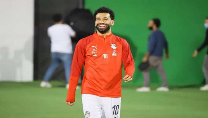 Liverpool's Mohamed Salah set to resume training after testing negative for COVID-19