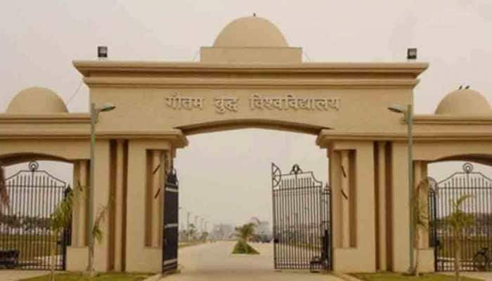 Gautam Buddha University reopens after 8 months in UP; safety guidelines openly flouted